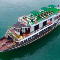 Legend White Dolphin Cruise