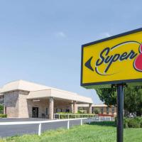 Super 8 by Wyndham Clovis, hotel in Clovis