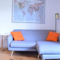 1 Bedroom Modern Flat in Central London