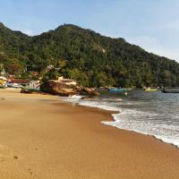casa praia de picinguaba em ubatuba