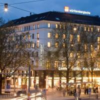 Grand Hotel Mussmann, hotel en Hannover