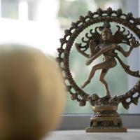 Apartment in der Yogaschule