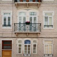 2 Bedroom apartment in Lisbon with a terrace