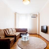 2 room Nice flat at Novinsky boulevard