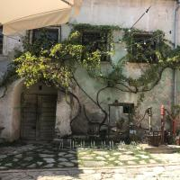 Mulberry Tree Vineyard house