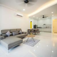 Arte S Suite 3房式度假公寓套房