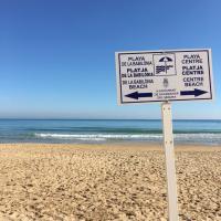 Apartamento playa Guardamar del Segura