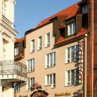 Altstadt Hotel zur Post Stralsund, Hotel in Stralsund