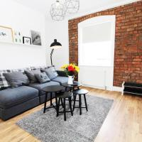 Stylish Flat in 1860's Listed Building for 5