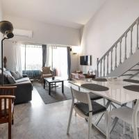 Spacious 3Bed Loft in Cannes center