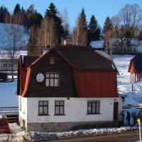 Chata Pod sjezdovkou