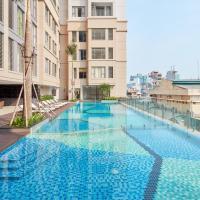中央商務區真棒豪華公寓——帶屋頂花園!