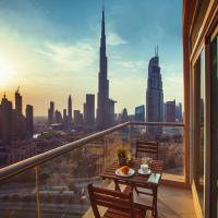 Boutique Living - Burj Views Downtown Dubai