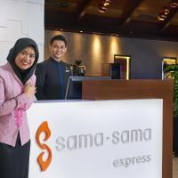 Sama Sama Express KLIA (Airside Transit Hotel), hotel in Sepang