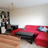 Quiet apartment in the city center of Klaipeda