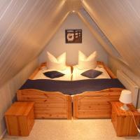 romantisches Ferienhaus Boddenblick mit Sauna