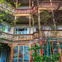 Old garden apartment