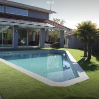 la villa du bassin piscine et spa