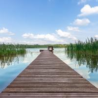 Dom Wypoczynkowy z dostępem do Jeziora