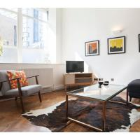 Newly refurbished 2-bedroom flat in Shoreditch