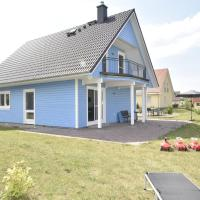 Picturesque Holiday Home with Terrace in Boiensdorf