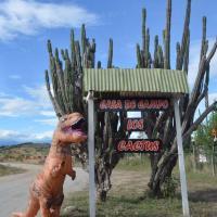 Alojamiento Casa de campo los Cactus
