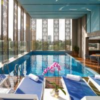Orchids Saigon Hotel, отель в Хошимине