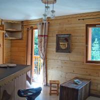 Studio cosy au centre de Val d'Isère avec balcon