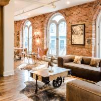Grand Lofts in Old Montreal by Nuage