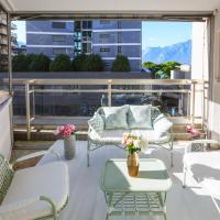 ☆ City Center Apartment - Montreux - Private Parking ☆