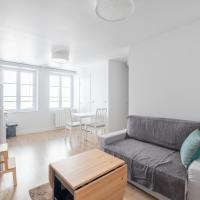 New! Nice 2 rooms flat in the centre of the city