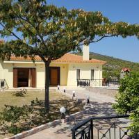 Villa Politimi at Aegina