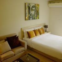 The Bleu Studio Apartment (Room. B102)