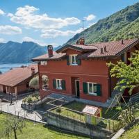 Bella Comacina SP Dach-Ferienwohnung