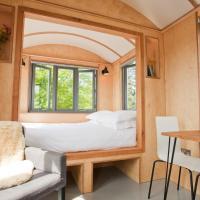 Birch Hut