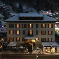 L'Hermitage, hôtel à Brides-les-Bains