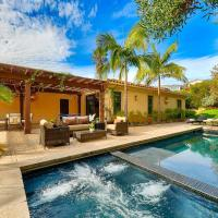 Tropical La Jolla Villa w/Pool, Spa & Ocean View