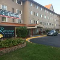 Riverview Suites Apartments on First Street