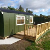 Burnside Shepherd Hut ( En Suite)