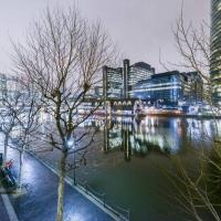 Canary Wharf - Luxury Apartments