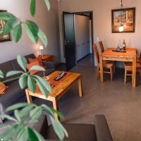 Ferienappartement mit Pool und Sauna