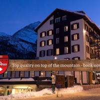 The Dom Hotel - The Dom Collection, hotel a Saas-Fee