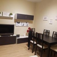 Dos Torres Varda - Espacioso apartamento con parking y wifi gratis