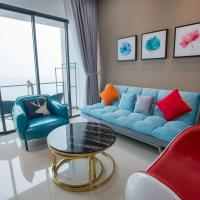Impressive KLCC View With Family Comfort Home