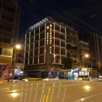 Hotel @Syngrou Fix, hotel Athénben