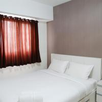 Homey 1BR at The Wave near Epicentrum Kuningan By Travelio