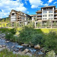 Ski In Ski Out Luxury Condo #4475 - Free Activities Daily & WiFi, Pool Sized Hot Tub