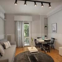 ★ Bright and stylish apt in city center - Koukaki ★