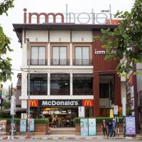 Imm Hotel Thaphae Chiang Mai