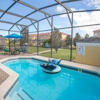 Four Bedroom w/ Pool Close to Disney 8570